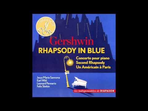 Jesus Maria Sanroma, Boston Pops Orchestra, Arthur Fiedler - Rhapsody in Blue