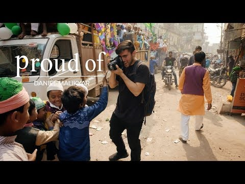 X-H1: Daniel Malikyar x Travel India -Proud of- / FUJIFILM