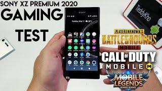 Hai Guys, ini adalah sony xperia xz premium di tahun 2020 Smartphone ini, kita beli di ps store tepa.