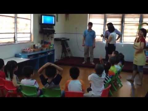 Giải pháp giáo dục TERRABOOK cho trường mẫu giáo TOMOE