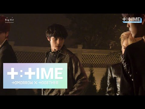 [200530] [T:TIME] TXT 'Can't You See Me?' stage @MV Shooting - HUENINGKAI