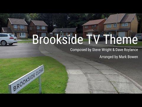 Brookside TV Theme - Piano Solo