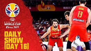 Daily Show | Day 16 | Final | FIBA Basketball World Cup 2019