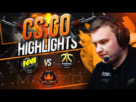 #FaceitMajor: NAVI vs fnatic