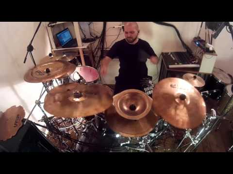 """Jean Ferry - THE ALGORITHM - """"Floating Point"""" Drum Playthrough"""