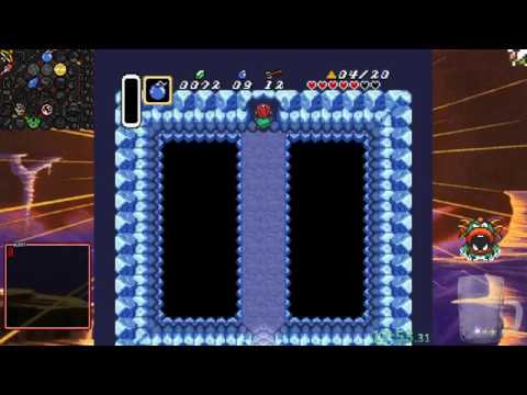 ALttP Randomizer VT (Triforce Hunt) with Jeff and Core - 9/6/3017