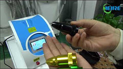 Portable Q Switch Nd Yag Laser Tattoo Removal machine   Beijing Mejire