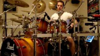 Drake- forever (travis barker remix) drum cover
