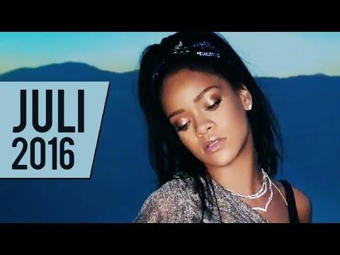 TOP 20 Single Charts | JULI 2016