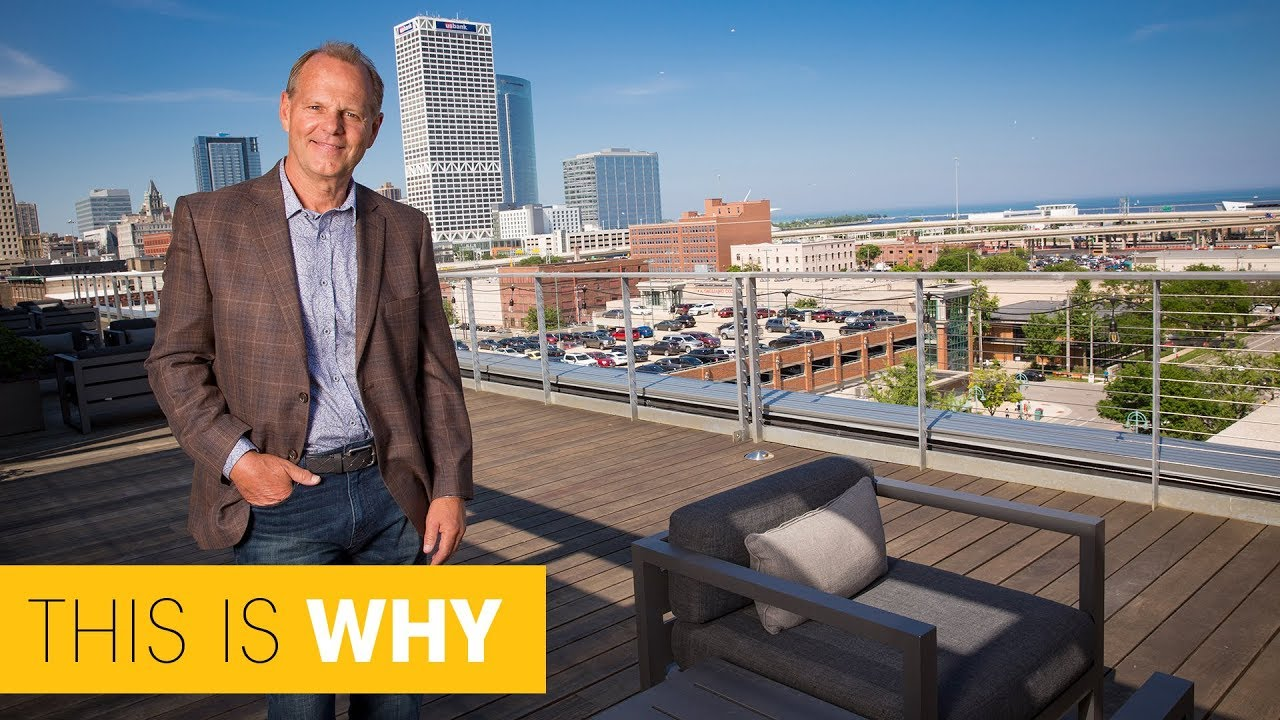 Architecture Alum Stays Connected To Uwm Youtube