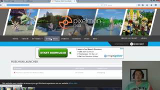3 Steps On How to Get Pixelmon on Minecraft PC | How to install minecraft mods