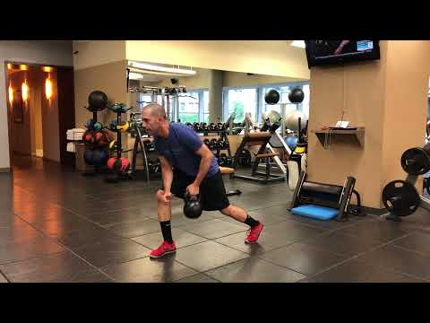 5 Exercise Total Body Strength Circuit for Golfers