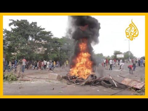 احتجاجات في باماكو.. مقتل شخص وإصابة نحو 20 بجروح  - نشر قبل 4 ساعة