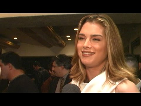 Brooke Shields on Indie Films @ The Independent Spirit Awards 2000