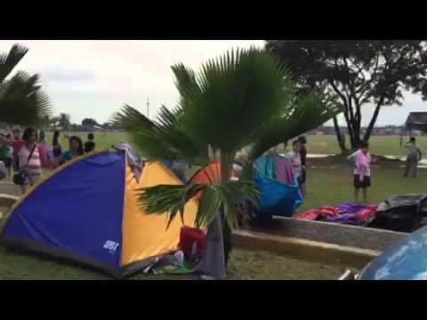 National jamboree in tagum