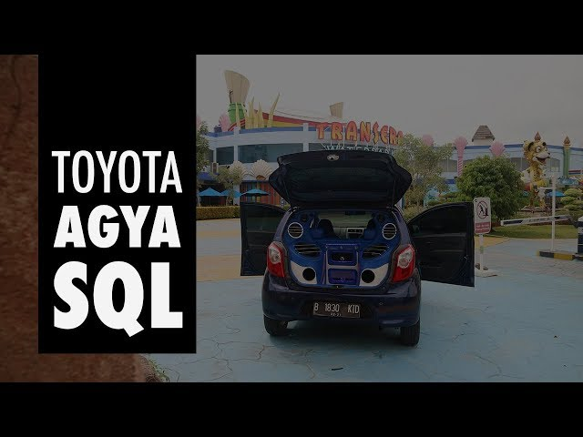 Modifikasi Toyota Agya by Styling Variasi