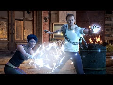 Infamous 2: Mission Creator Impressions