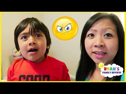 Sorry Ryan....NO KIDS ALLOW!!!!