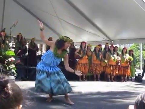 """""""Kaulilua"""" -- Hālau O Ke A"""