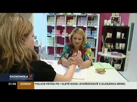Hanna Marie Tomášková: Živnostník roku Pardubického kraje 2012