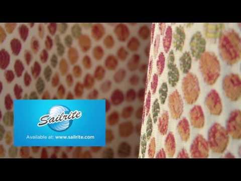 Video of Braemore Thumbprints Confetti Fabric #104088