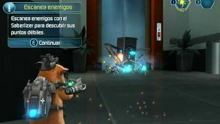 G-Force - Licencia para espiar Gameplay HD