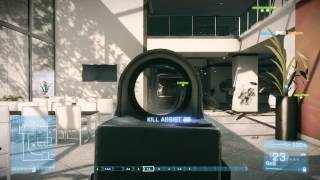 Battlefield 3 - Close Quarters com @SpaceMonkeyTube