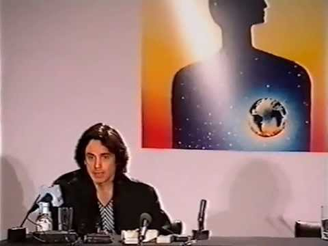 Jean Michel Jarre Oxygene 7-13 Press Conference