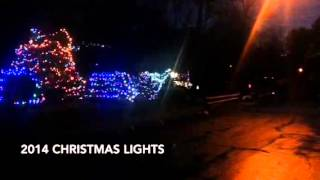 2014 Christmas Lights Thumbnail