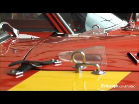 Nick Mason talks about his 250 GTO
