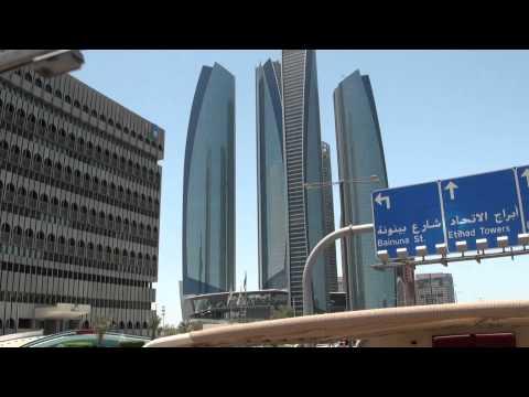 Etihad Towers - Abu Dhabi, UAE