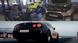 Человек и Движение  @GoshaTurboTech, который строит одни из самых быстрых GT R'ов в мире!