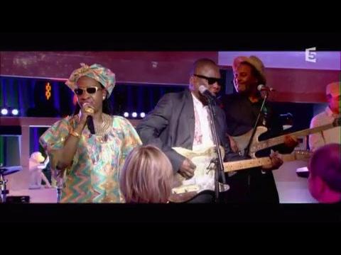 Amadou & Mariam, en Live - C à vous - 09/06/2017