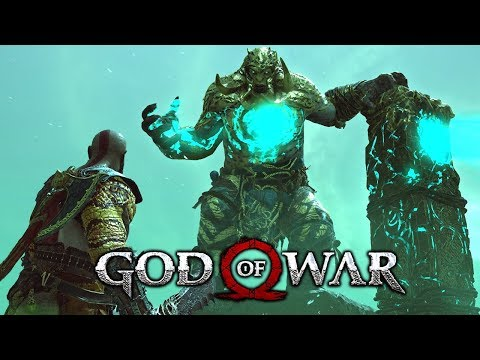God Of War #23 - Den Brückenwächter Mattugr Helson Bezwingen! | LP Deutsch PS4 Pro