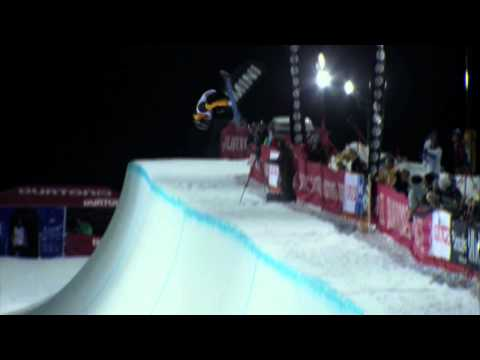 TTR Tricks - Markus Malin snowboarding tricks at CANO