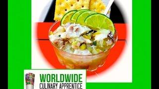 Panamanian Ceviche