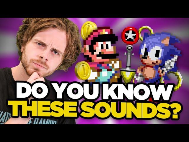Los efectos de sonido más difíciles del juego ¡Quiz! + vídeo