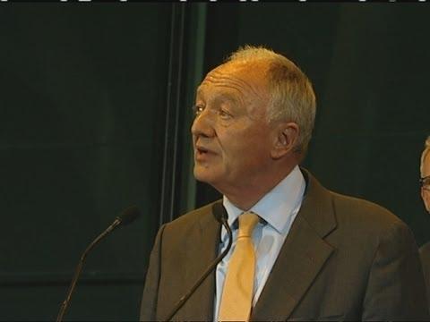 Emotional Ken Livingstone speech after London Mayor election