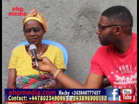 Silence: Maman EWASO Katalina parle de sa VIE PRIVE et apesi toli ya makasi po na biso ba Maman