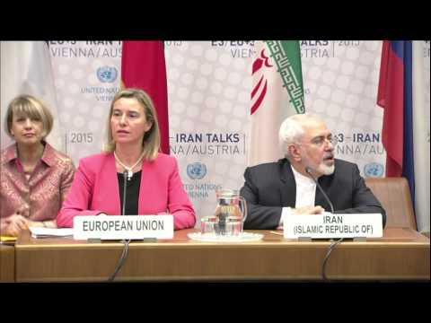 Iran Nuclear Talks in Vienna - plenary meeting