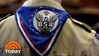 Boy Scouts File For Bankruptcy Protection From Sex-Abuse Lawsuits | TODAY