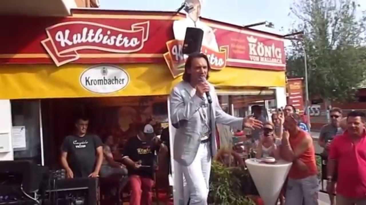 Jubiläums Birthday Party Jürgen Drews Kultbistro König Von