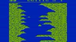 Atari 800 Salmon Run