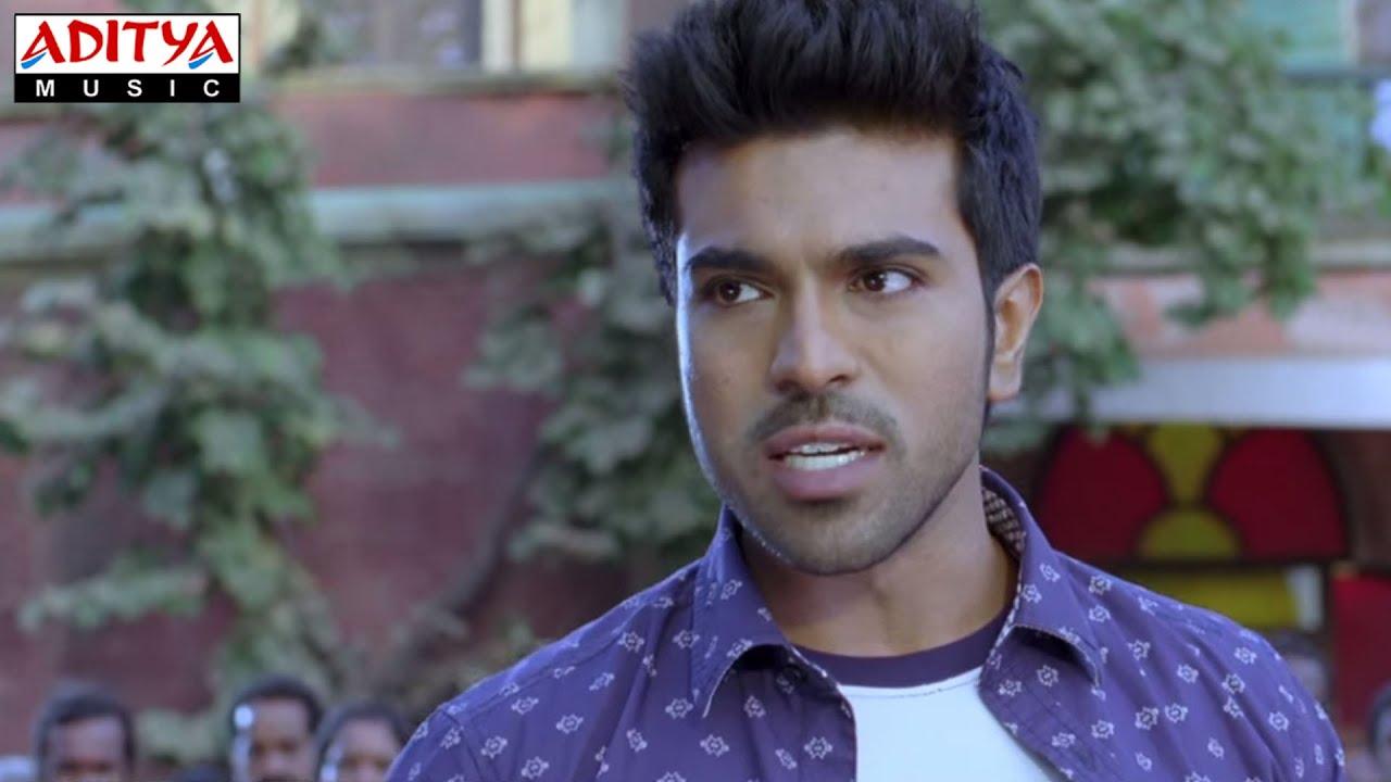 Ram Charan Powerful Dialogues Yevadu Movie Trailer Youtube