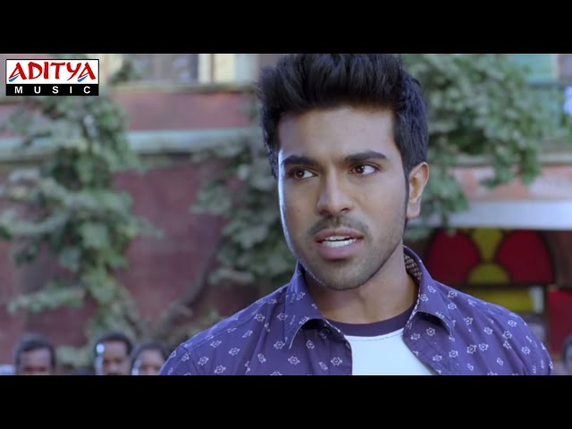 Ram Charan Powerful Dialogues-Yevadu Movie Trailer Travel Video