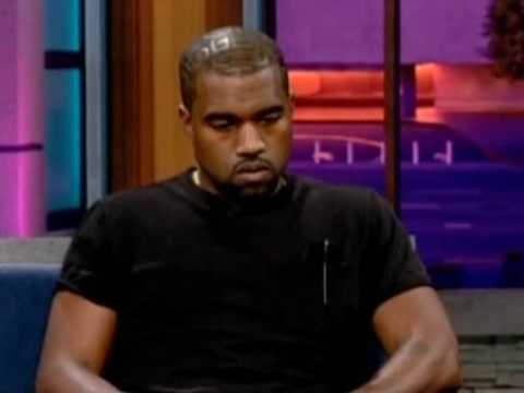 Kanye West on the Jay Leno Show CRIES!