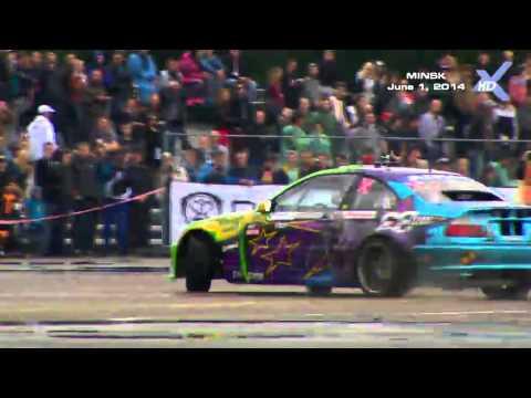 ПРОДОЛЖЕНИЕ!!!!!  The Prestigio Eastern European Drift Championship (EEDC) MINSK 2014 2 rd