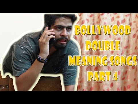 BOLLYWOOD DOUBLE MEANING SONGS PART- 4 | Funny Video | Crazy Duksh