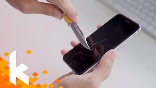Flüssiges Panzerglas für's Smartphone - was bringt es?