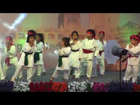 Akshath's dance performance  Hum toh hai aandhi